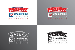 10th-anniversary-logo-designs-checkpoint-consulting