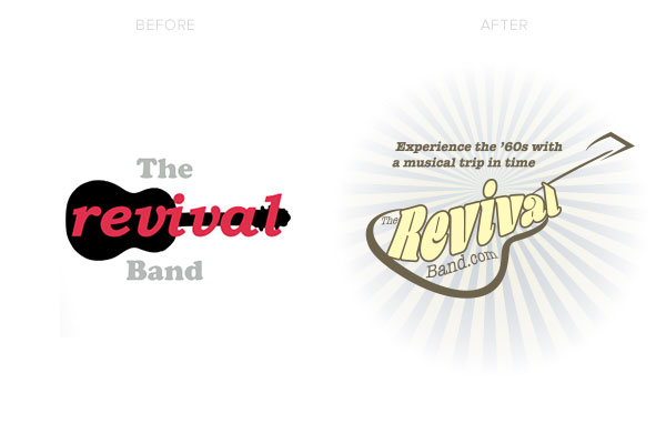 branding-before-and-after-logos-the-revival-band